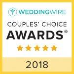 Wedding Wire 2018 Award